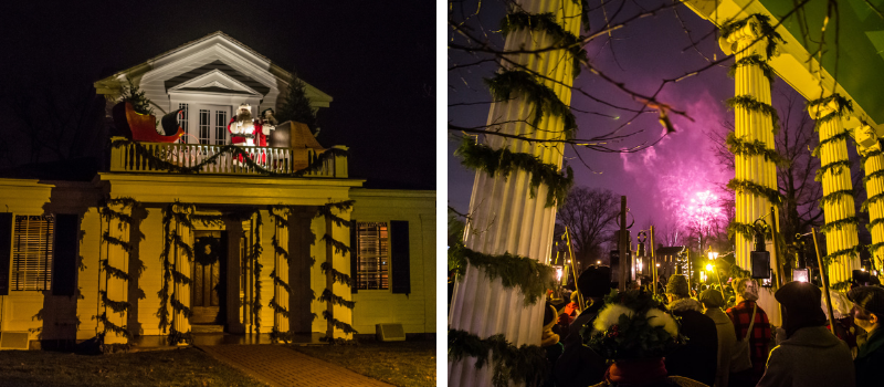 Greenfield Village Christmas.Holiday Nights 2018 At Greenfield Village Festive Family Fun
