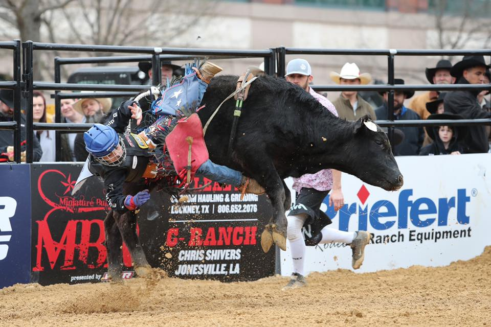 GIVEAWAY: 4 Tickets to PBR (Professional Bull Riders)