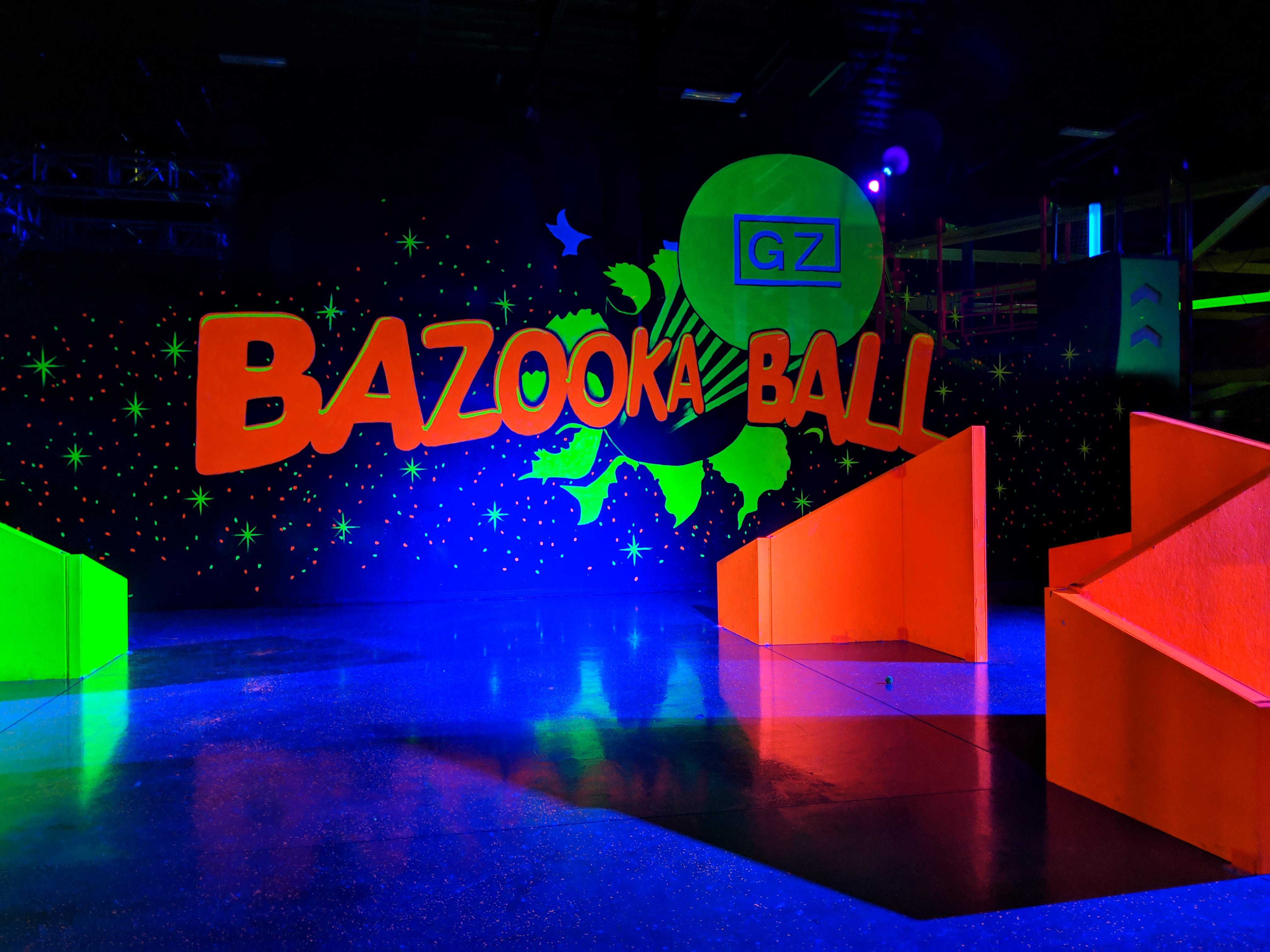 glow zone mini golf