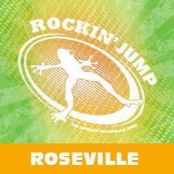 Rockin' Jump Logo Roseville CA