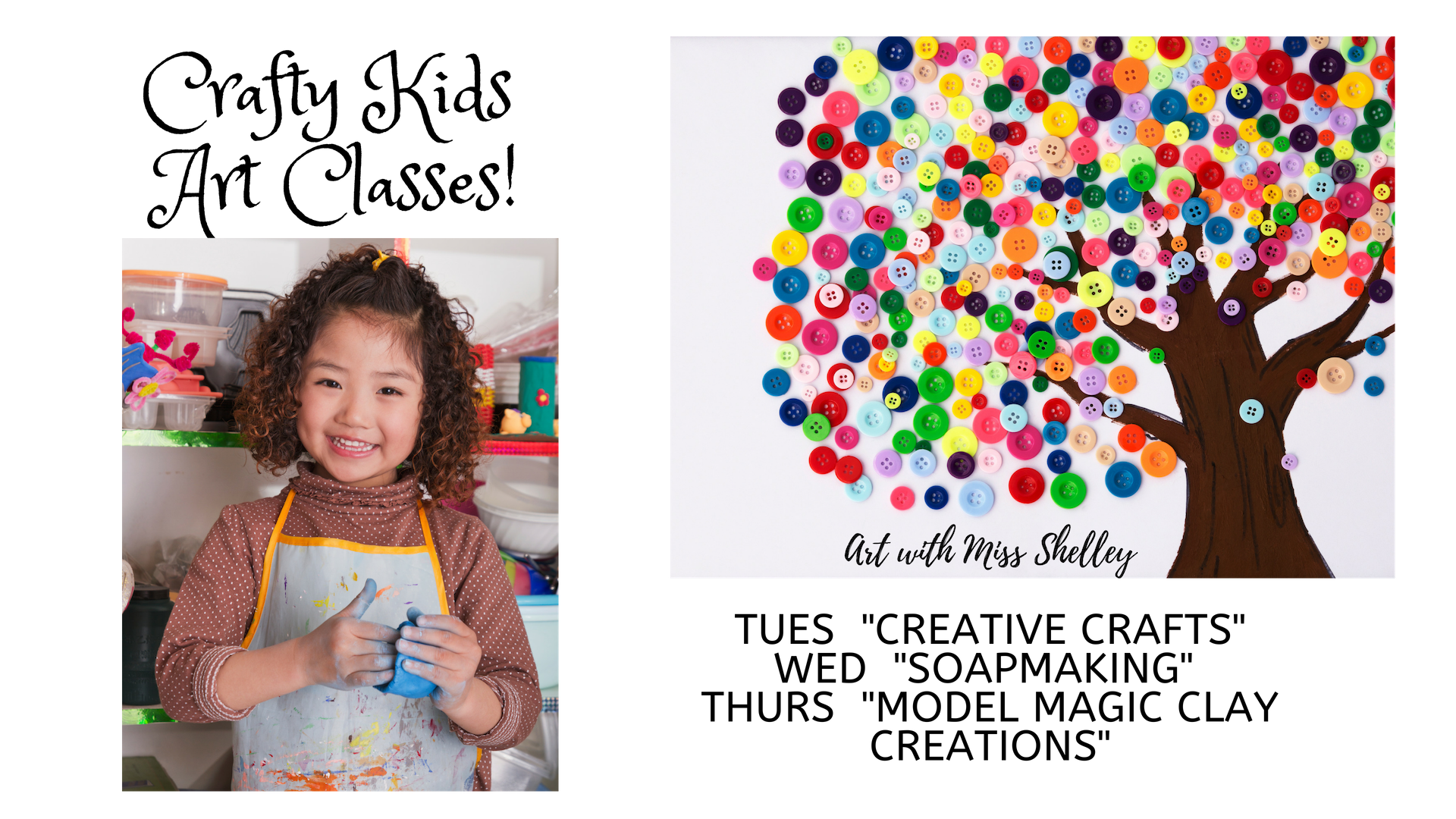 Crafty Kids Summer Art Classes With Miss Shelley Macaroni Kid