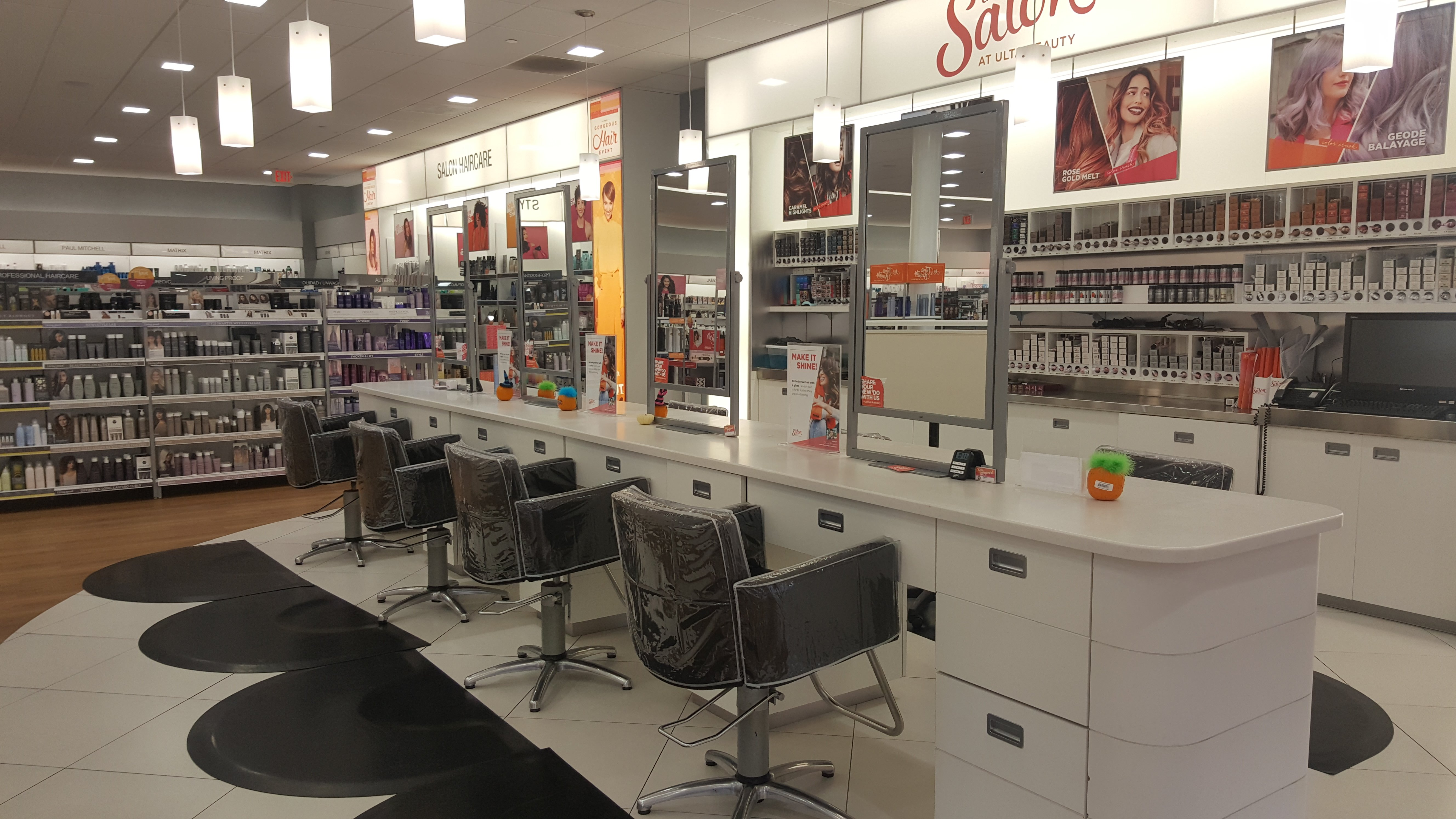 9ec63e0b3d7 I thought I knew Ulta. Yes, they have a big, beautiful well lit store  carrying an insane amount of beauty brands from makeup and nail polish to  hair ...