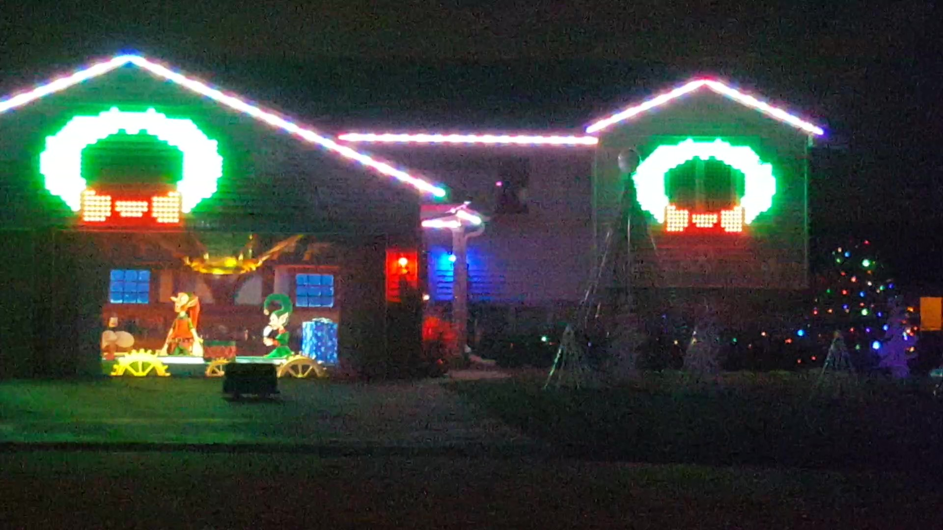 2017 Christmas Holiday Light Show Displays in Carver County ...