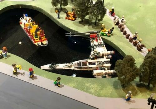 Legoland Discovery Center Boston - Star Wars Miniland | Macaroni Kid