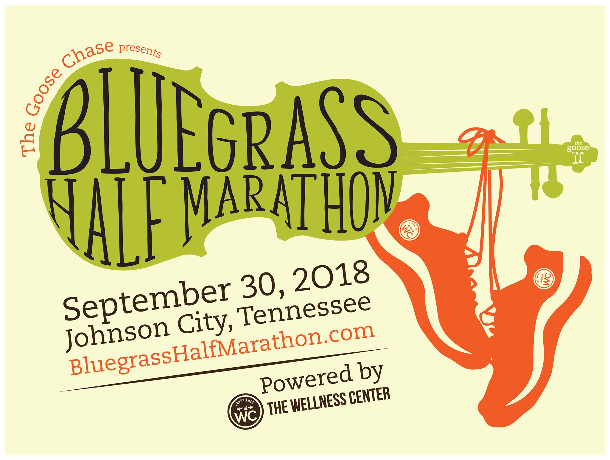 Bluegrass half marathon presented by the goose chase macaroni kid the goose chase is proud to bring this certified half marathon to johnson city again this year blue skies blue mountains and the lively pulse of bluegrass izmirmasajfo