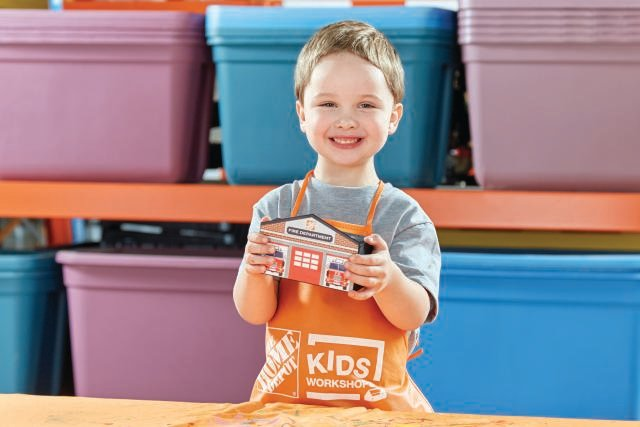 The Home Depot Kids Workshop Safety Event Macaroni Kid