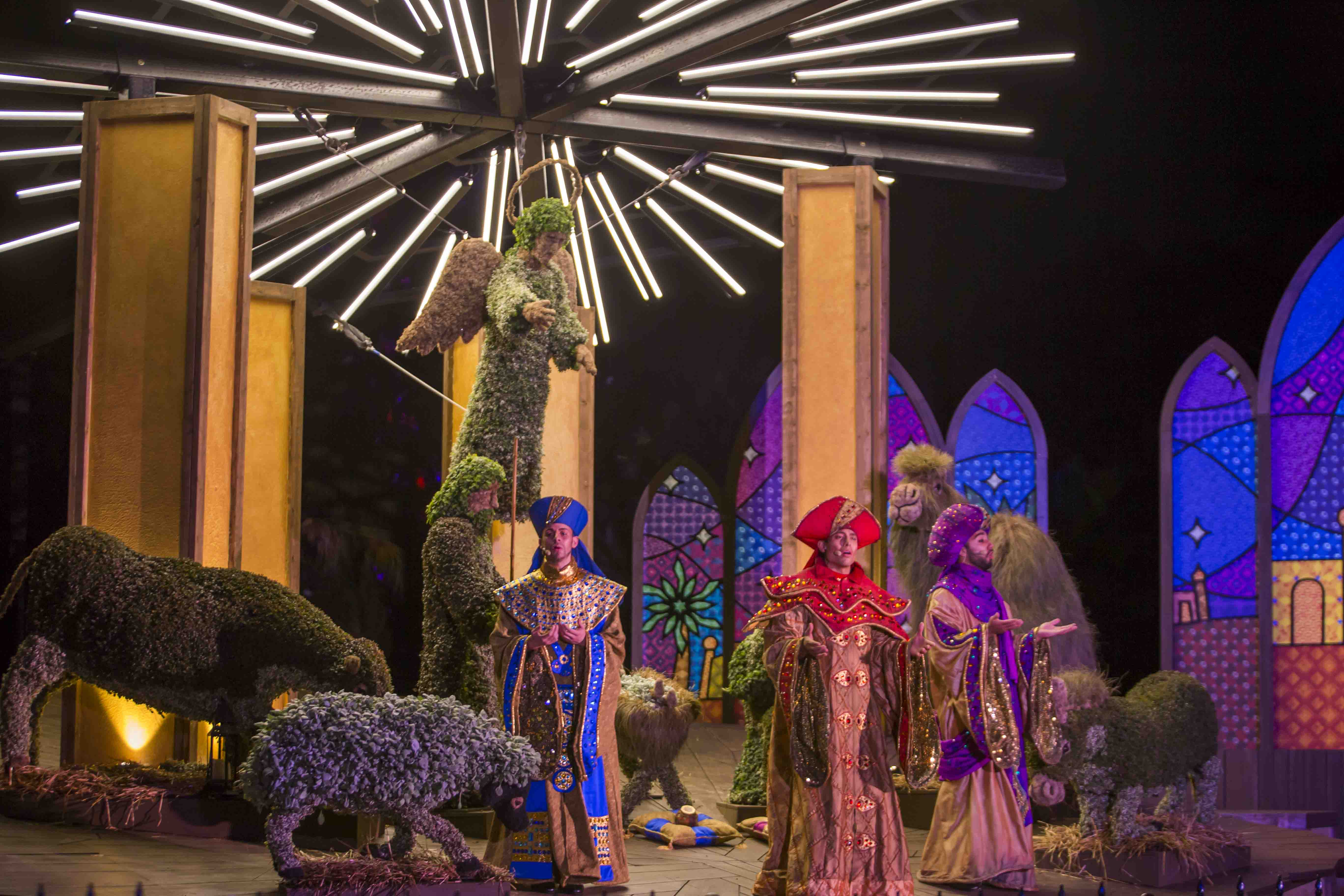 JOIN IN THE JOY AT BUSCH GARDENS CHRISTMAS TOWN™