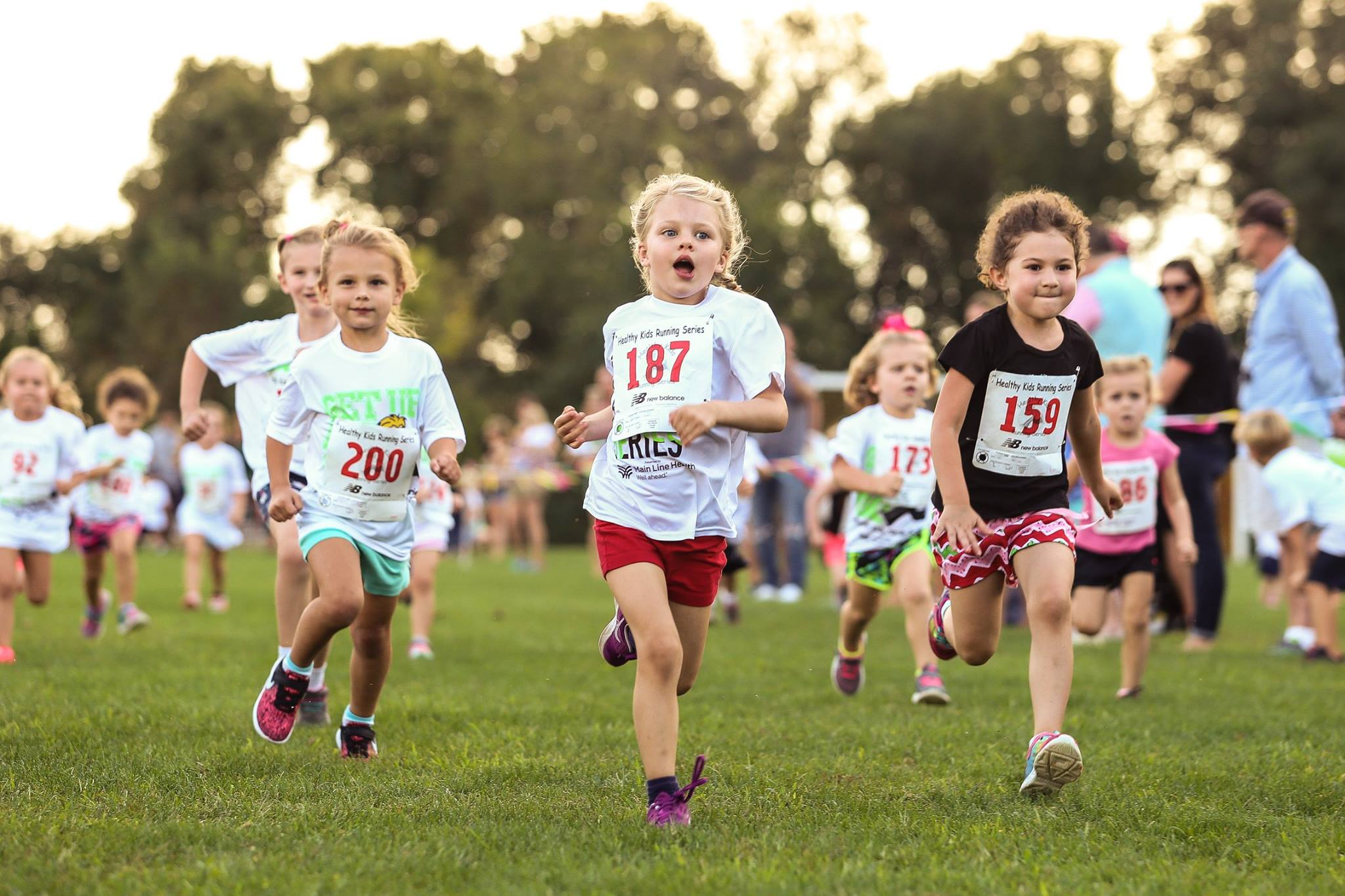 Image result for kid running race