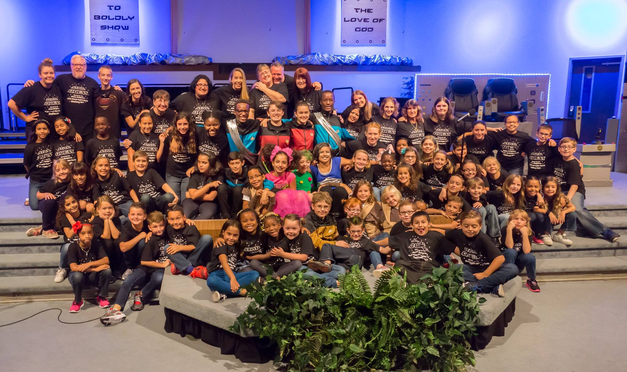 South Orlando Baptist Church MusiCamp 2018 | Macaroni Kid