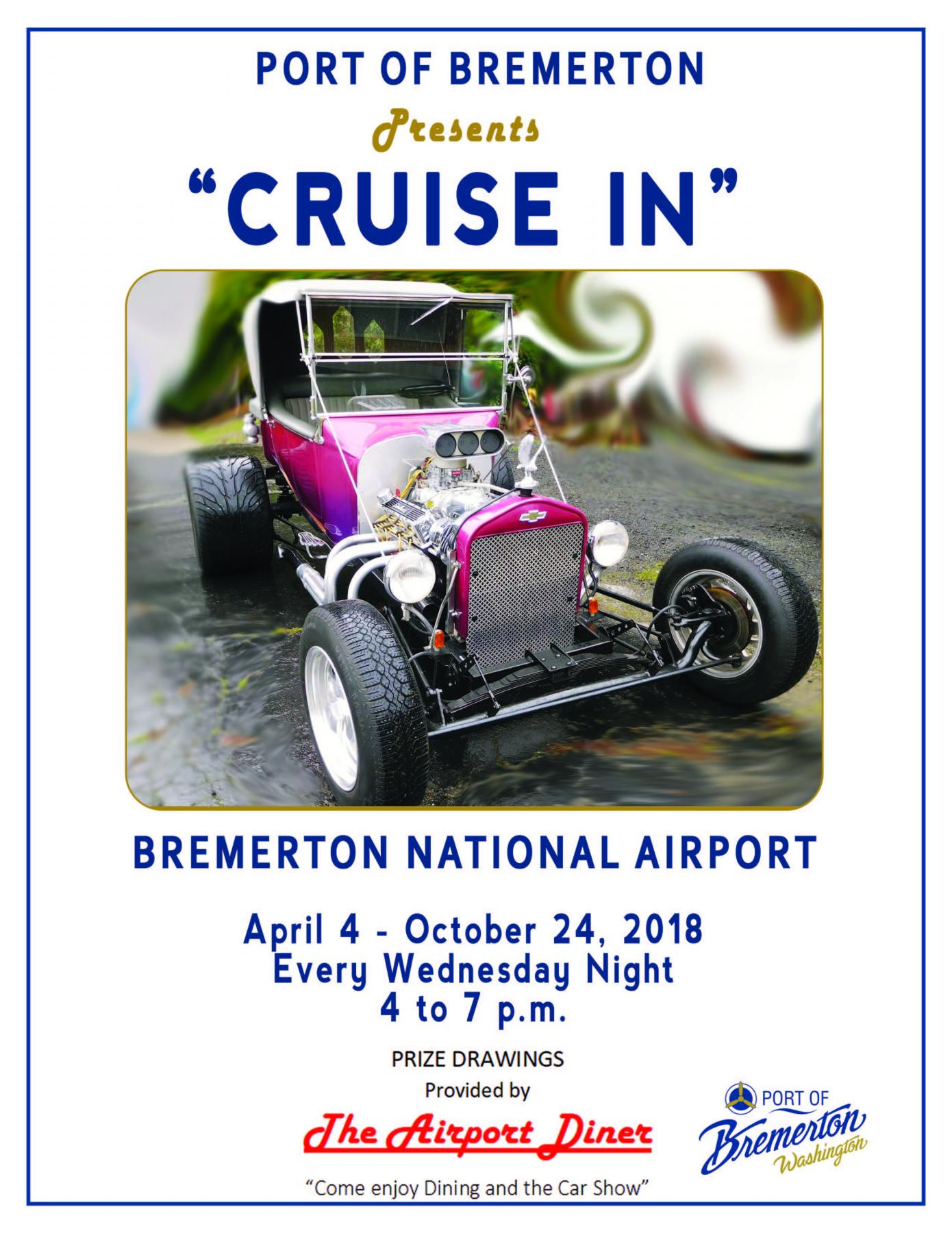 Weekly Car Show At Bremerton National Airport Macaroni Kid - Lakewood ranch classic car show