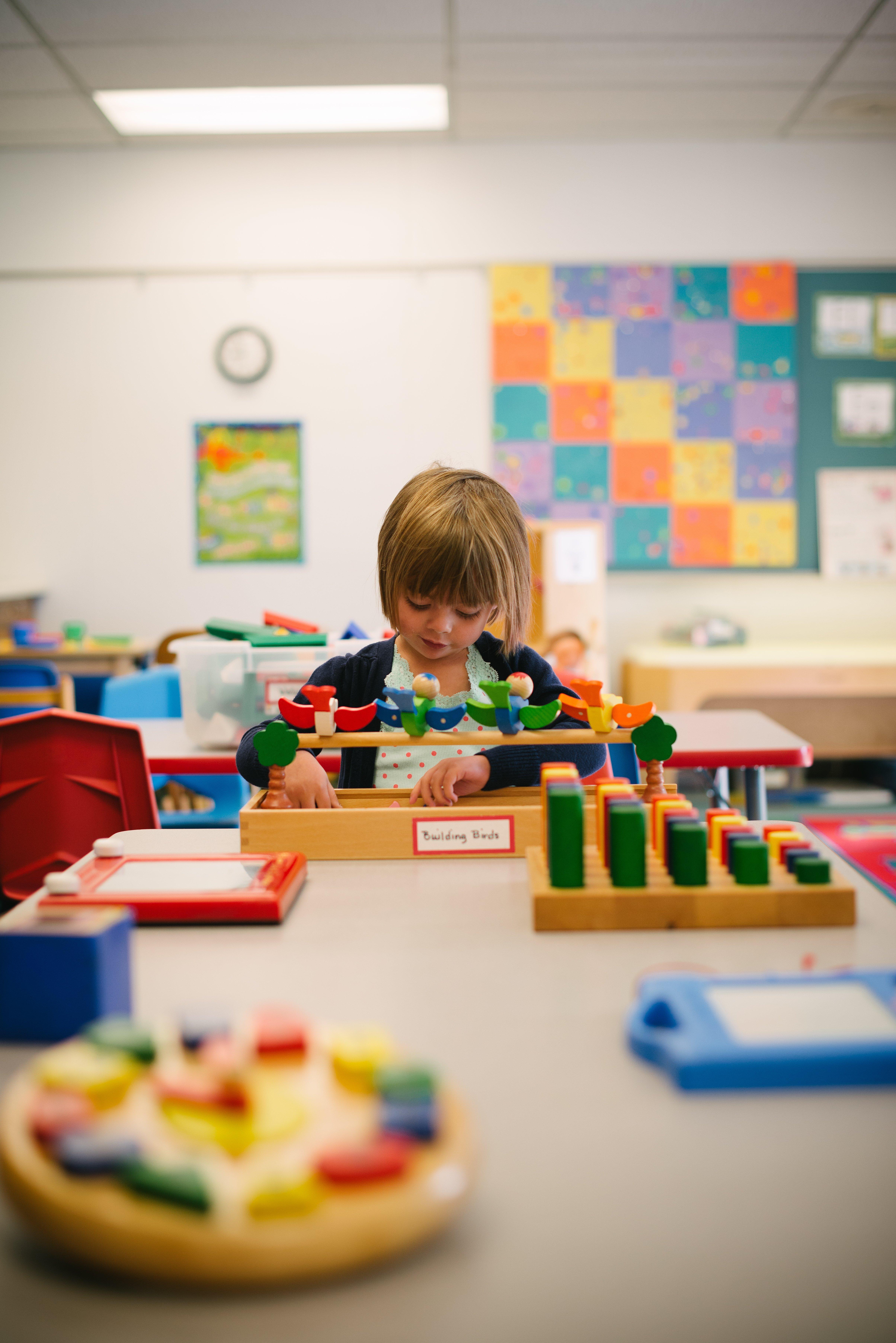 St. Lukes Preschool Play Study