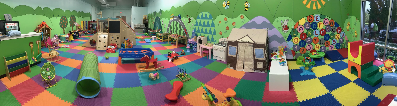 Little Bits Indoor Playground | Macaroni Kid