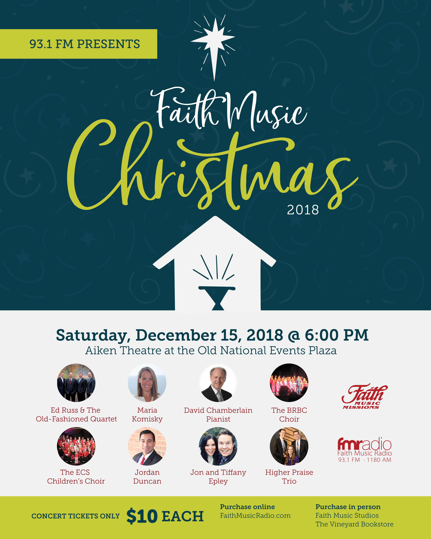 Faith Music Christmas | Macaroni Kid