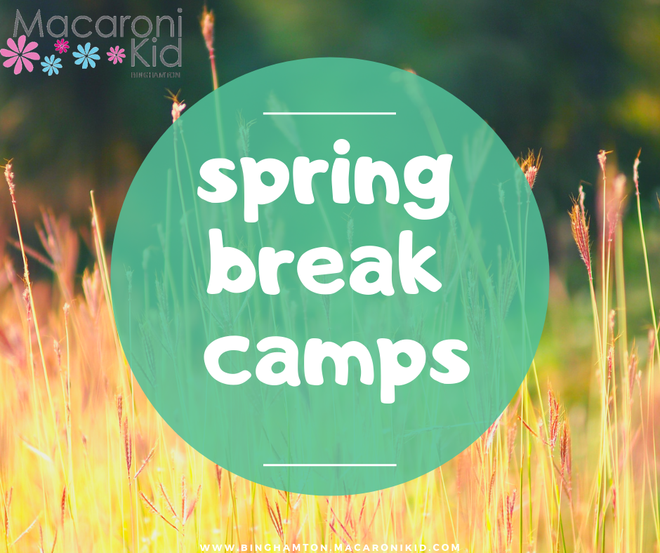 2019 Summer Camps & Activities in Broome & Tioga Counties