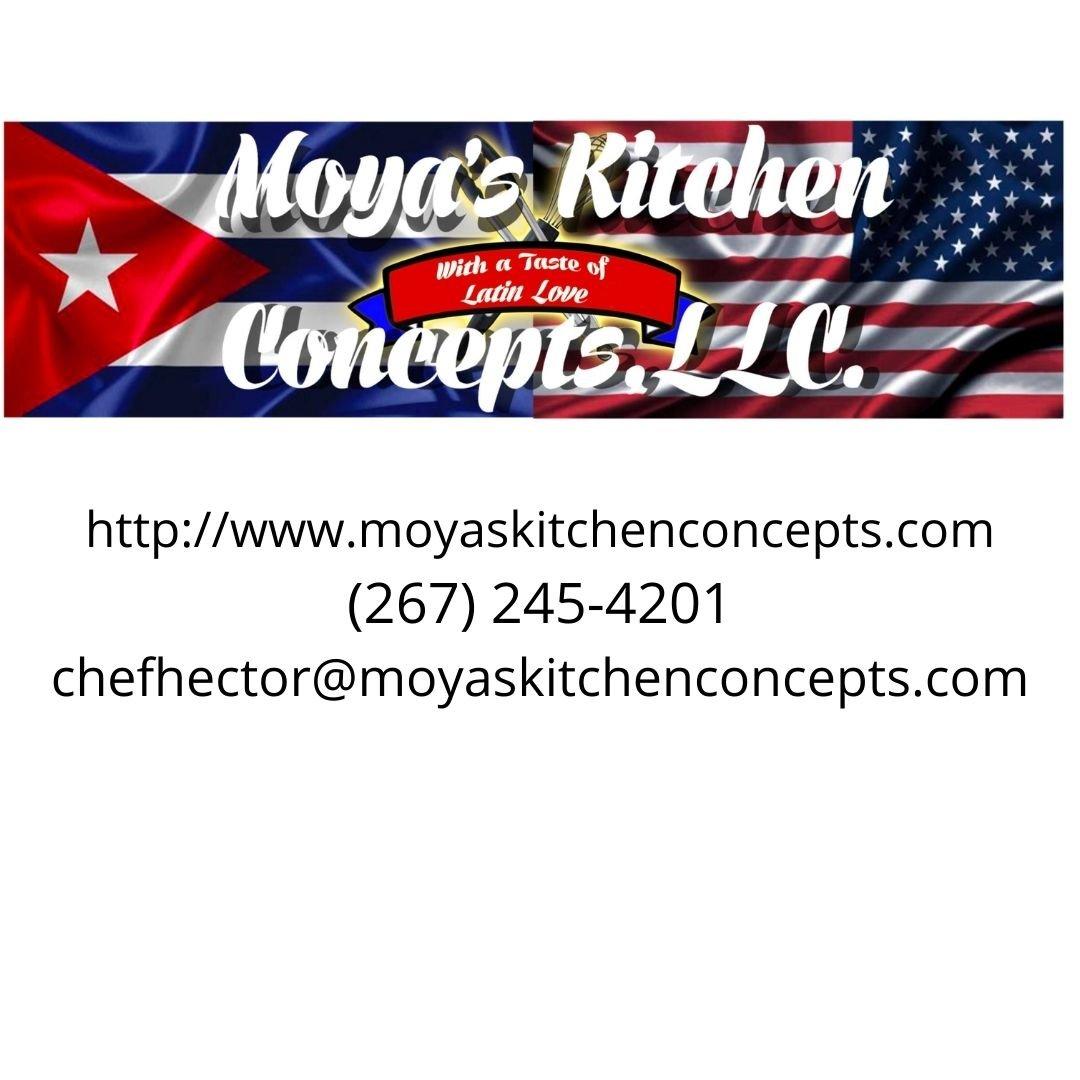 food truck moya latin