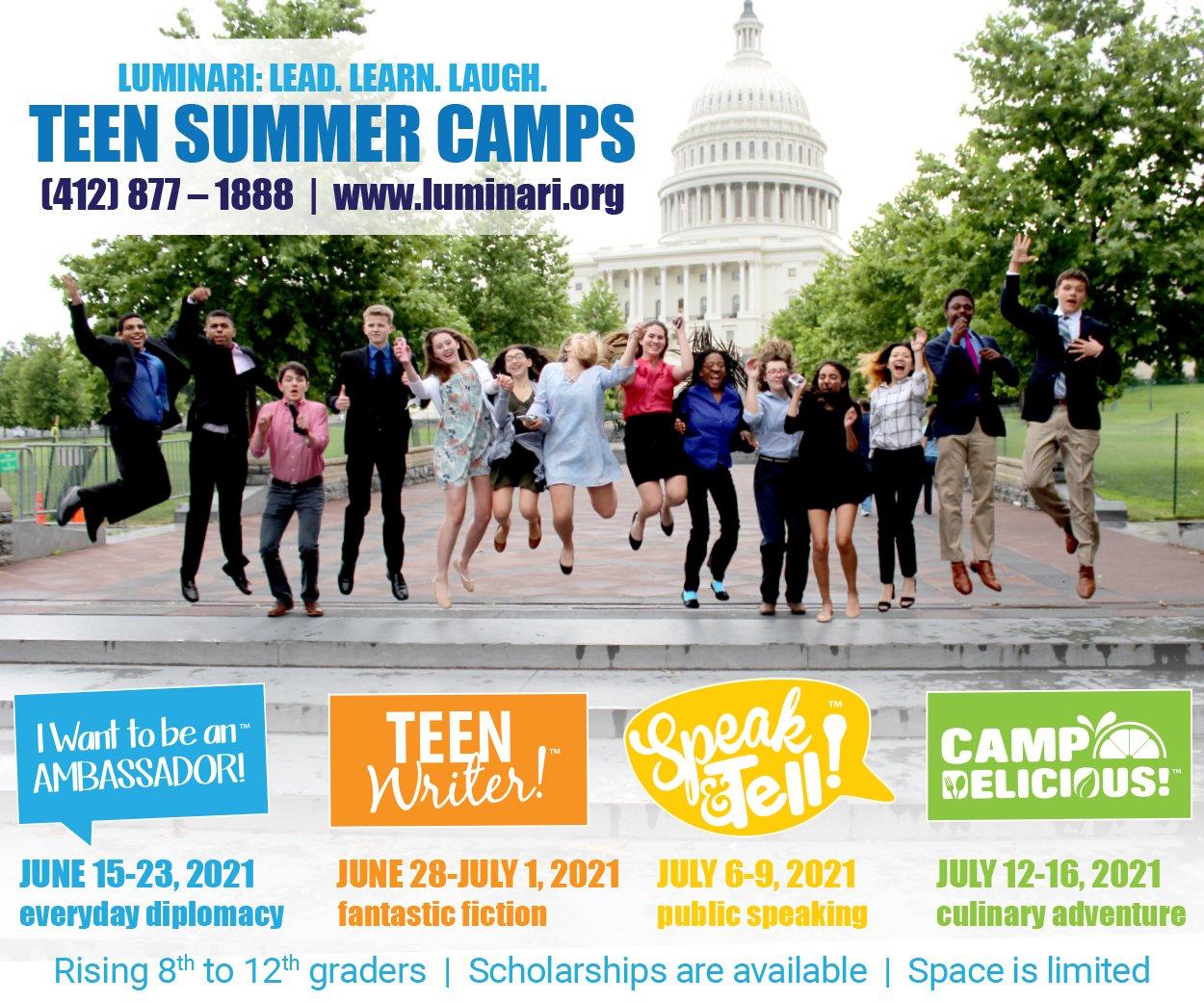 Luminari Teen Summer Camps Pittsburgh3