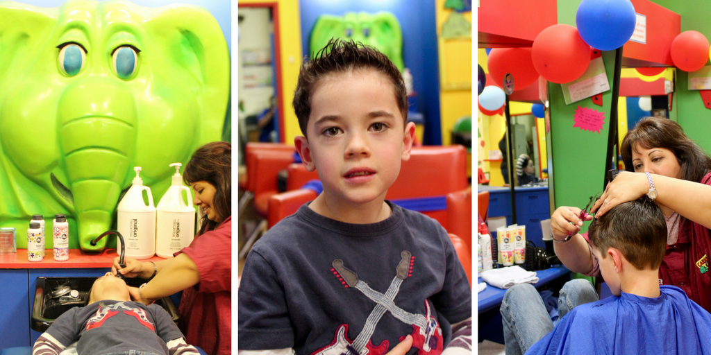 Cartoon Cuts The Entertaining Stress Free Salon For Kids Macaroni Kid