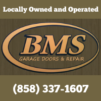 BMS Garage Doors and Repair North County San Diego