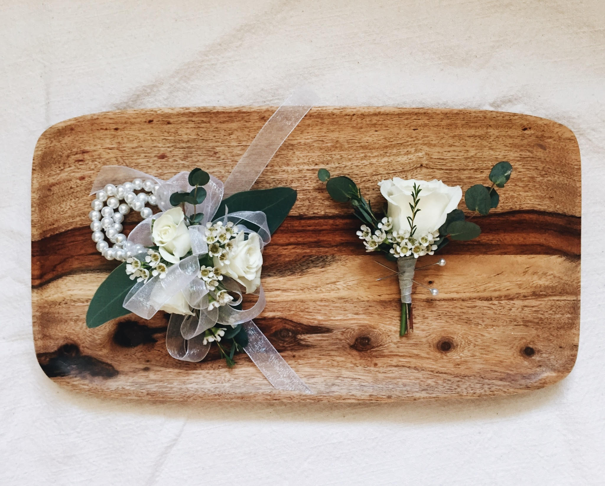 Gorgeous First Communion Flowers From Petal Pusher Florist