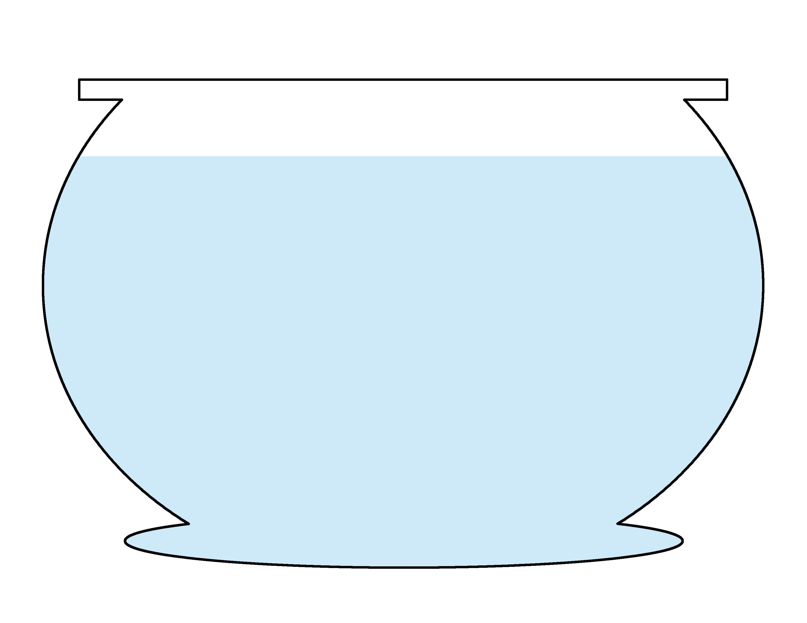 graphic about Printable Fish Bowl referred to as Do it yourself Handprint Fish in just a Fishbowl