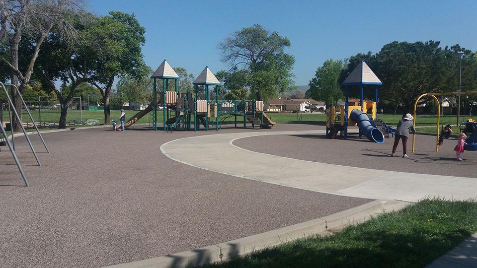 Los Cerritos Park in Fremont