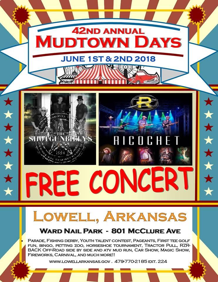 42nd Annual Mudtown Days in Lowell | Macaroni Kid
