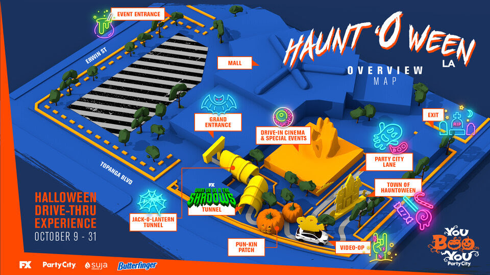 Halloween Party 2020 Woodland Hills Ca 🎃 HAUNT 'O WEEN DRIVE THRU (WOODLAND HILLS) | Macaroni Kid