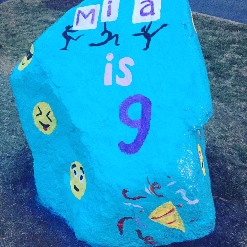 Need To Paint The Spirit Rock We Have A Solution Macaroni Kid South Charlotte