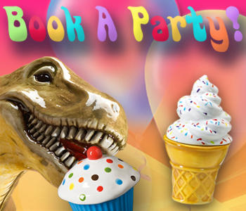 Color Me Mine Parties Tucson Mall And Park Place At We Put The ART In PARTY Birthdays Anniversaries Bridal Showers Baby