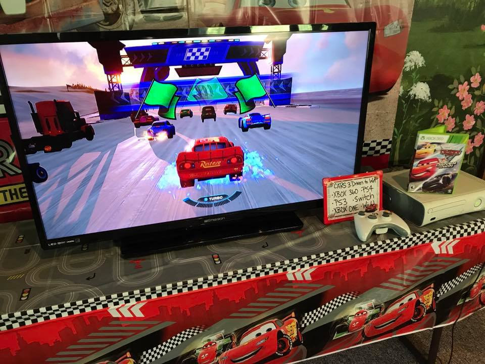 Cars 3 Driven To Win The Video Game