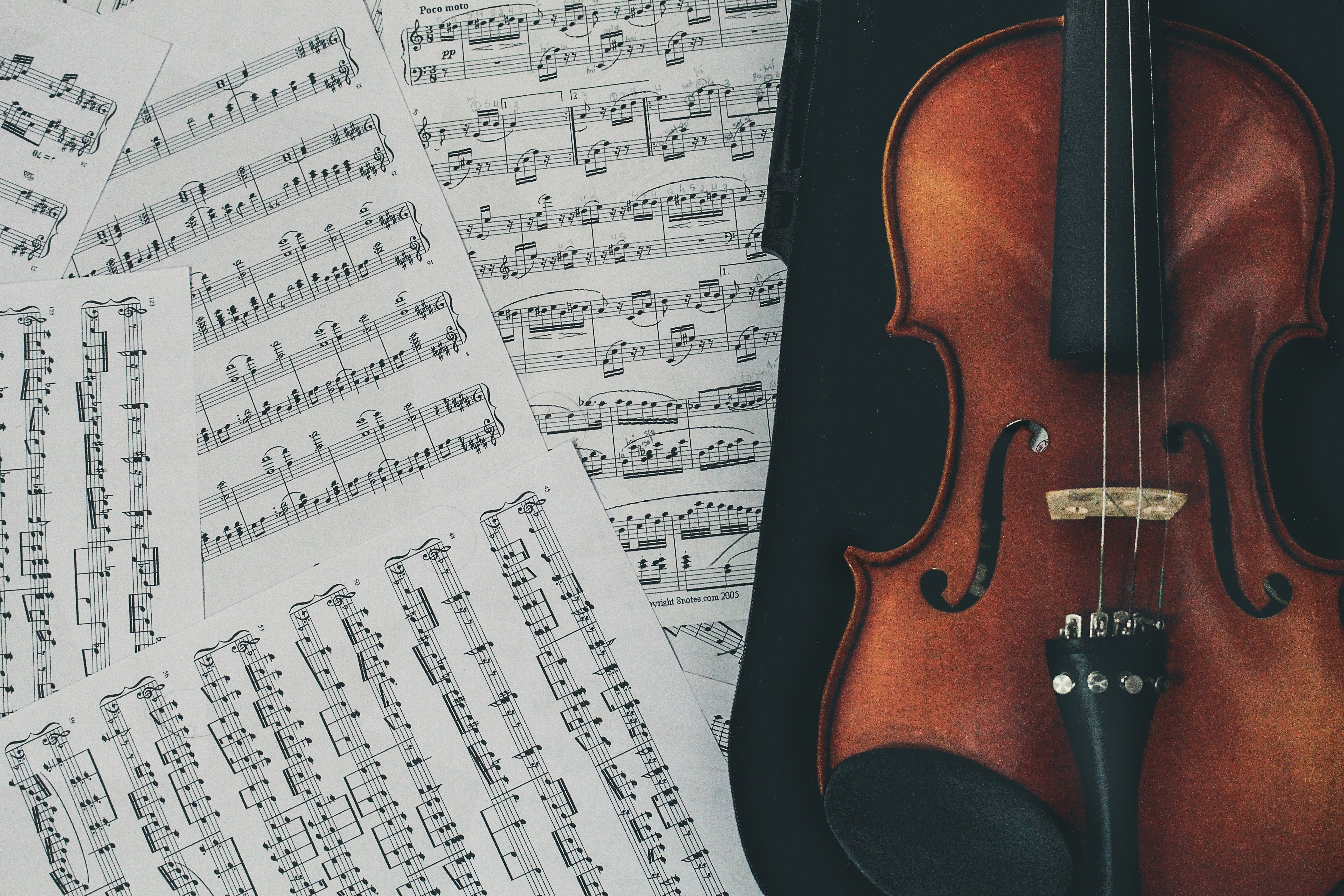 FREE Violin Lessons All Levels @ San Diego Public Library