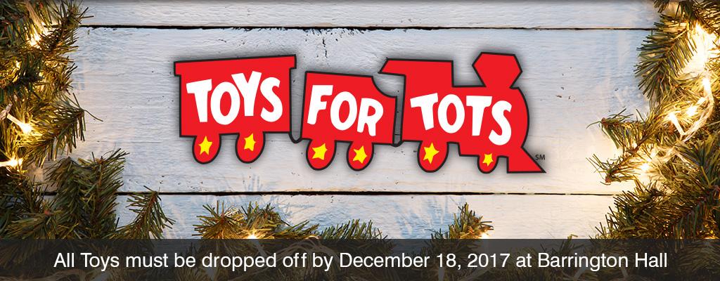 Toys For Tots At Barrington Hall November 10 December 18 535 Drive