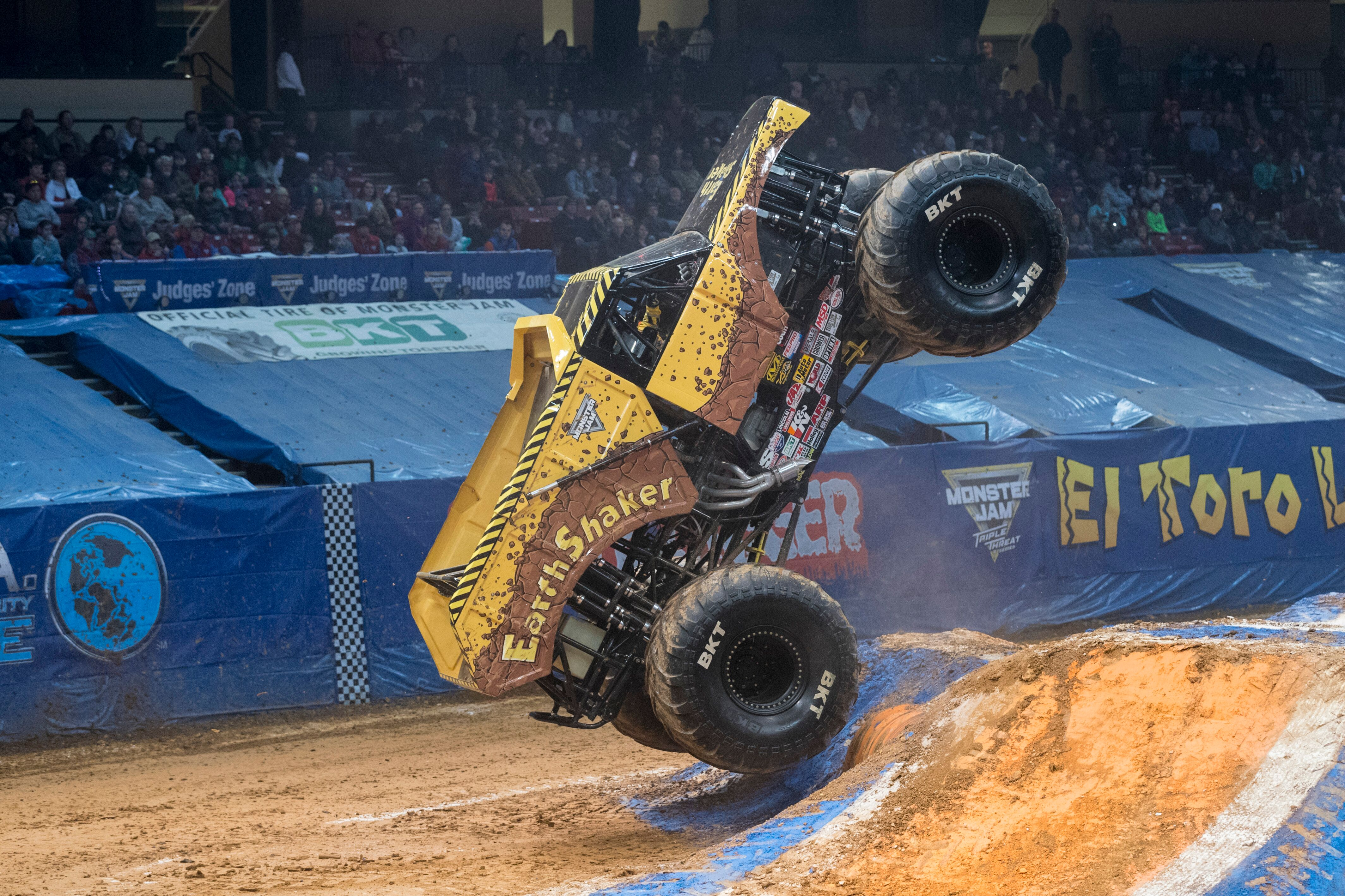 Monster Jam World Finals® XX Coming to Orlando