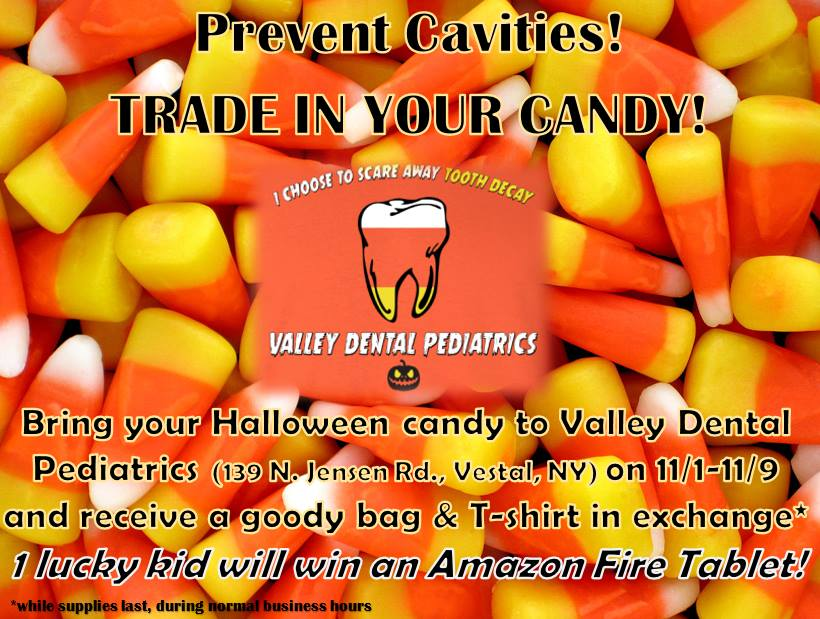 Trick Treat Trade - Trade in your candy! | Macaroni Kid
