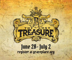 The Lost Treasure Grace Place