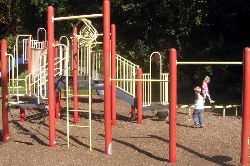 Berkshire County Playground Guide