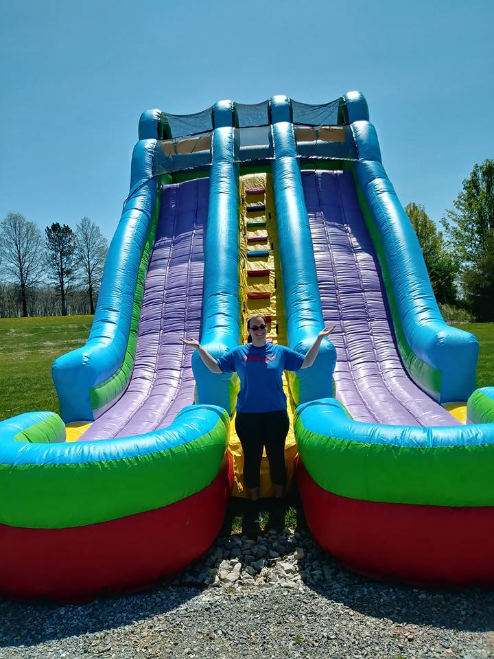 Pleasing Win A Party With Atomic Bounce Bounce Houses Petting Zoo Download Free Architecture Designs Scobabritishbridgeorg