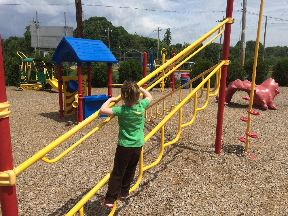 Playground Review Kids Konnection In Billerica
