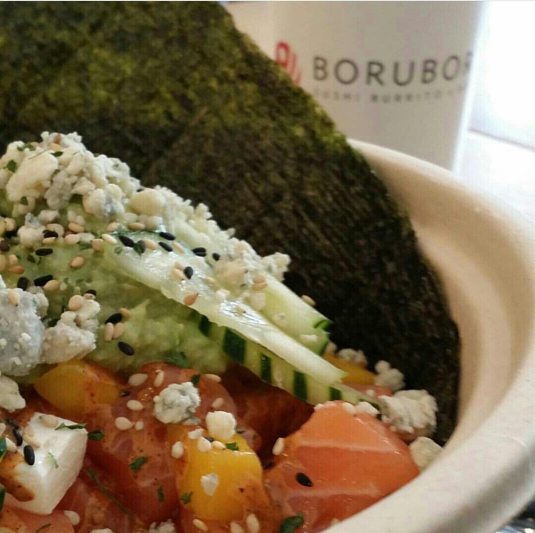 BoruBoru Sushi at Emory Point Gets All The Love! | Macaroni Kid