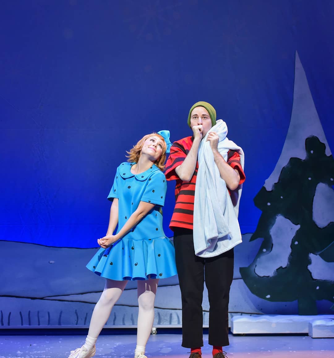 A Charlie Brown Christmas Play.A Charlie Brown Christmas Comes To Hershey Theatre