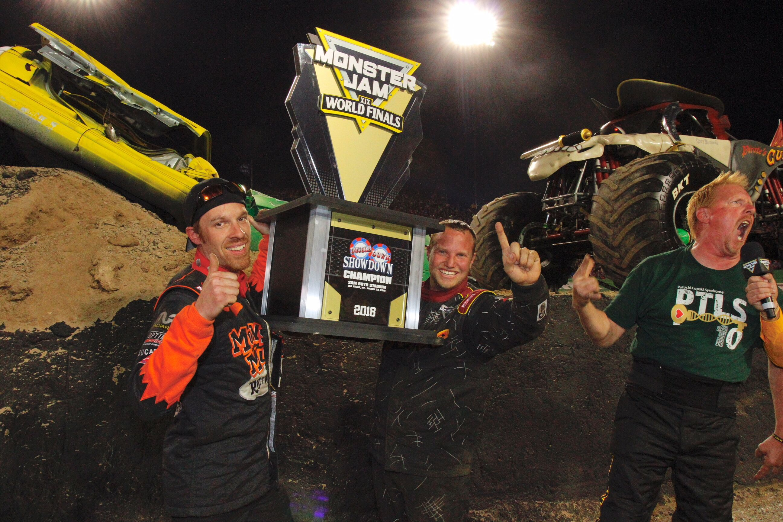 Monster Jam World Finals Roars into Orlando!