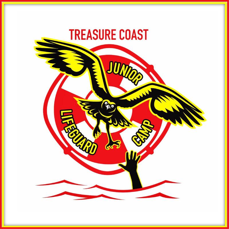 Marine First Responders Treasure Coast Junior Lifeguard Camp 2021