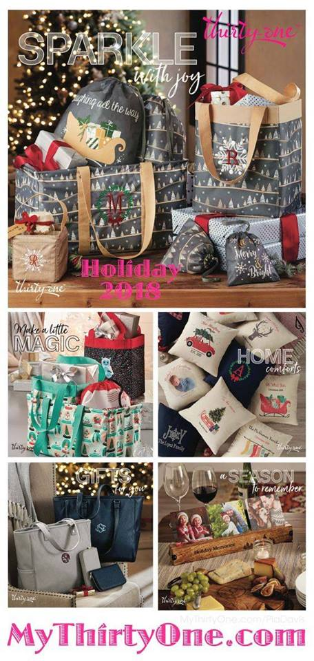 Julie Hutchings - Thirty-One Bags Consultant