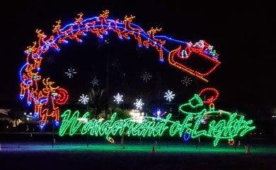 Wonderland of Lights   Macaroni Kid Bradenton