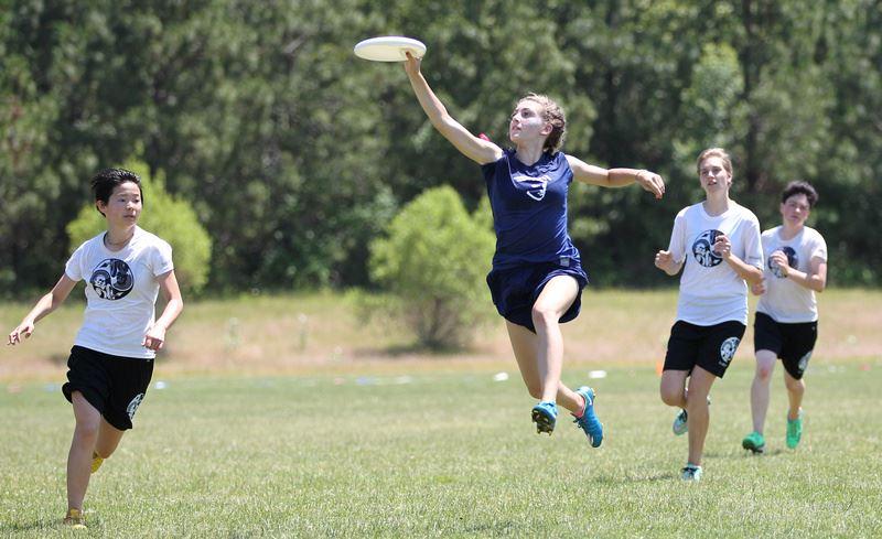 Resultado de imagen de frisbee ultimate