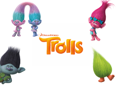 028583efa Trolls: The Beat Goes On!