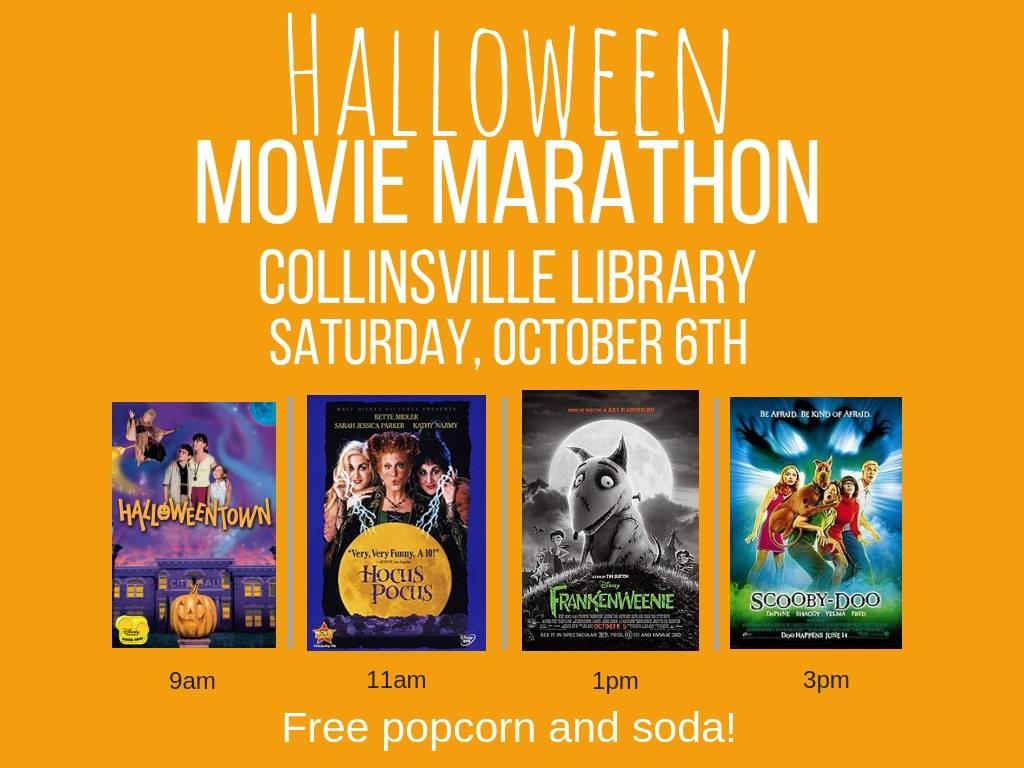 halloween movie marathon | macaroni kid