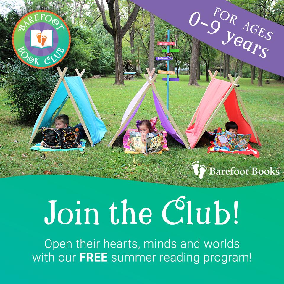 Summer Reading Program Barefoot Books