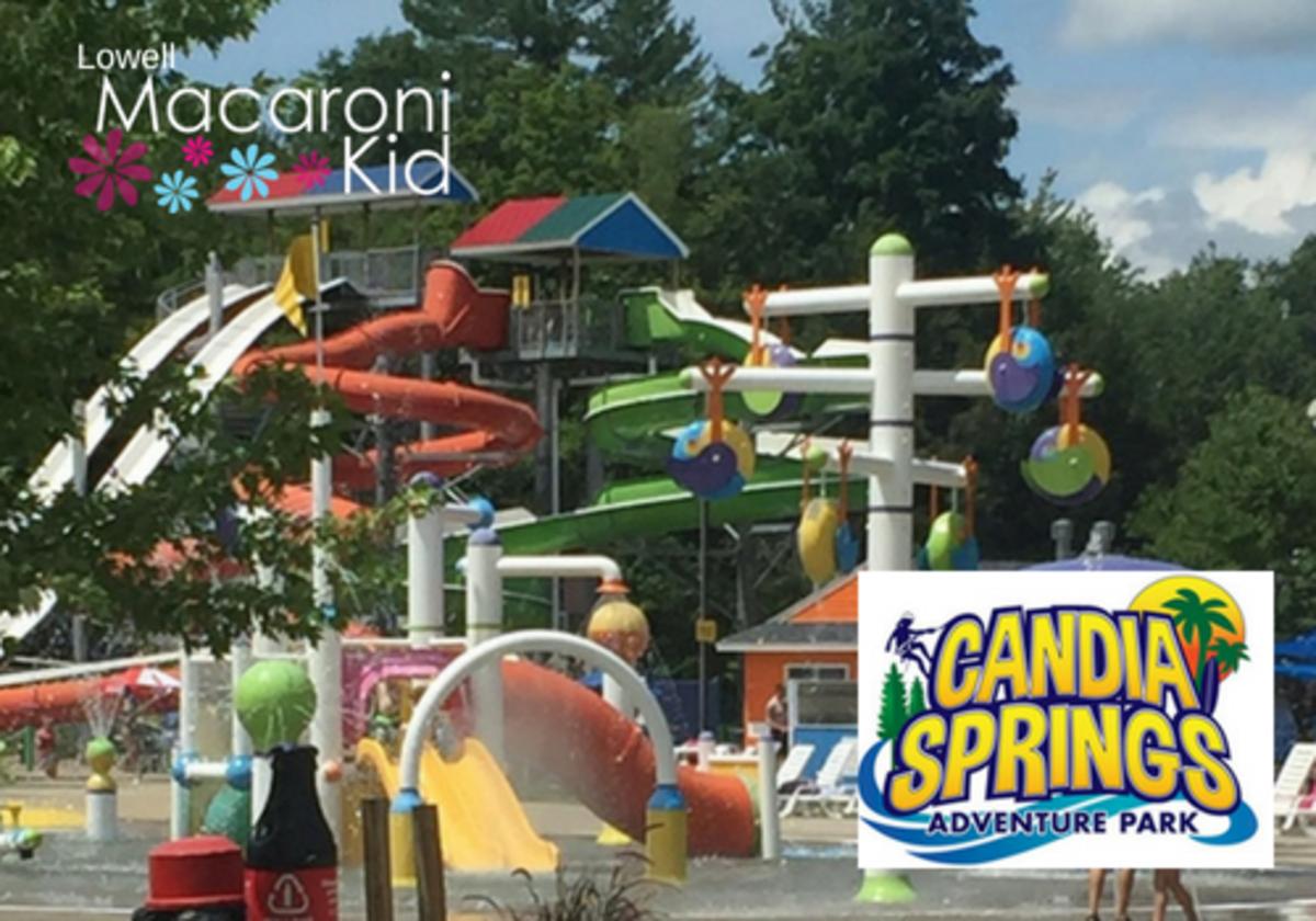 Macaroni Kid Visits Candia Springs Adventure Park Macaroni Kid Lowell