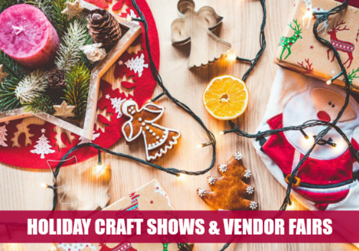 2020 Local Vendor Fairs Holiday Craft Shows Macaroni Kid Highlands Ranch Parker Castle Rock Lone Tree